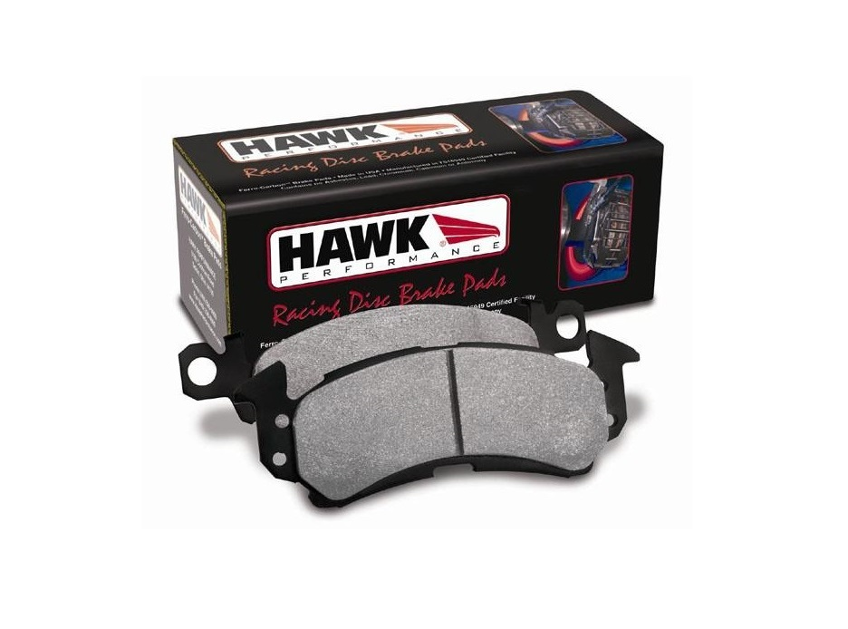 Hawk Performance HB195G.640 DTC-60 Brake Pad for BMW E30-16mm